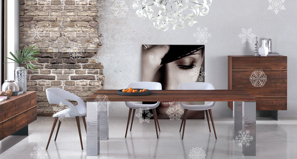 Autumn Sale Modern Dining Room Furniture